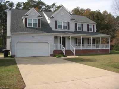 York County Single Family Home New Listing: 114 Holden Ln