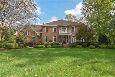 Virginia Beach Single Family Home For Sale: 3117 Bishopgate Ct