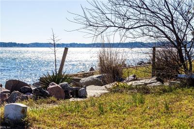 York County Single Family Home New Listing: 125 York Point Dr