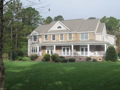 Chesapeake, Hampton, Norfolk, Portsmouth, Suffolk, Virginia Beach Single Family Home For Sale: 3176 Mansfield Ln
