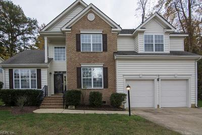 Isle of Wight County Single Family Home New Listing: 13514 Whippingham Pw