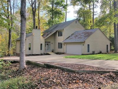 Williamsburg Single Family Home New Listing: 140 Tutter's Nck