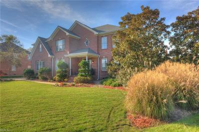Virginia Beach Single Family Home For Sale: 2912 Heron Ridge Dr
