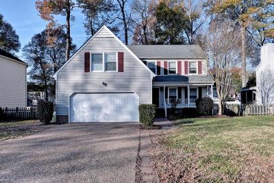 York County Single Family Home New Listing: 110 Leslie Ln