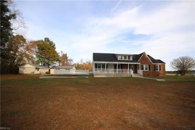 Suffolk Single Family Home New Listing: 4864 Okelly Dr