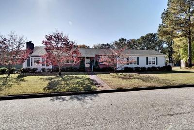 Newport News Single Family Home New Listing: 16 Ballard Rd