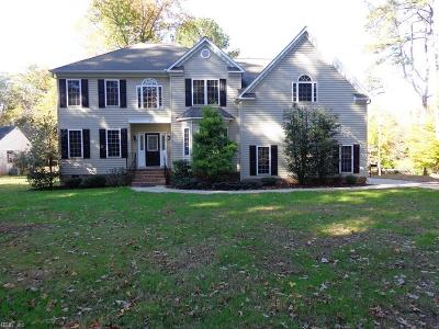 Newport News Single Family Home New Listing: 93 Normandy Ln