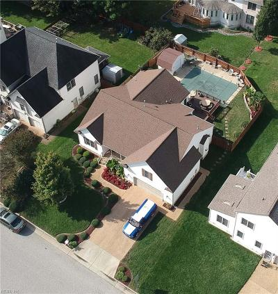 York County Single Family Home New Listing: 102 Jara Ln