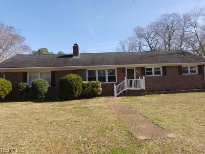 York County Single Family Home New Listing: 111 Crandol Dr