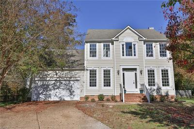 James City County Single Family Home New Listing: 3448 Mallard Creek Rn