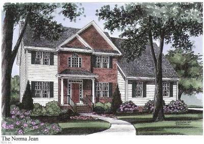 York County Single Family Home New Listing: 817 Dare Rd