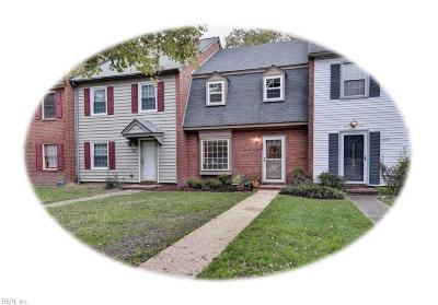 James City County Single Family Home Under Contract: 805 London Company Way