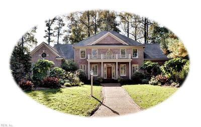Williamsburg Single Family Home New Listing: 132 Holly Hills Dr