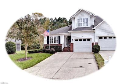 York County Single Family Home For Sale: 708 Commons Way