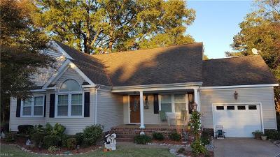 Hampton Single Family Home New Listing: 8 Apache Trl