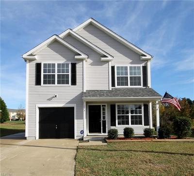 Suffolk Single Family Home New Listing: 113 Dana Dr