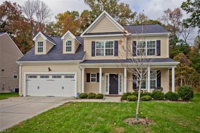 Hampton Single Family Home New Listing: 109 Christophers Ln