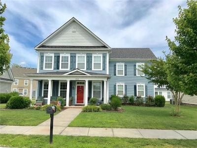 Suffolk Single Family Home New Listing: 3002 Parkside Cir