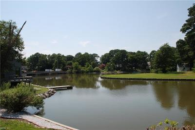 Norfolk Single Family Home For Sale: 7419 Dehlman Ave