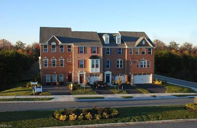 Suffolk Single Family Home Under Contract: 315 W Constance Rd #262