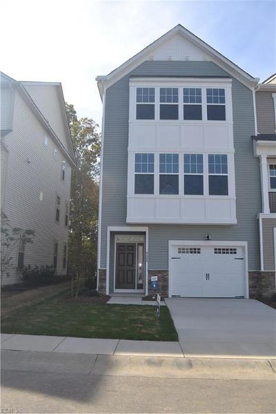 James City County Single Family Home New Listing: 6563 Revere St