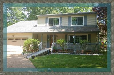 James City County Single Family Home New Listing: 124 John Rolfe Ln