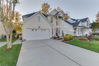 Virginia Beach Single Family Home For Sale: 3061 Egyptian Ln