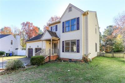 Newport News Single Family Home New Listing: 403 Campton Pl