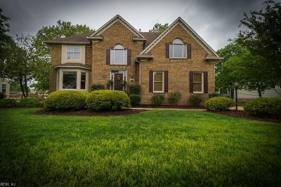 Poquoson Single Family Home New Listing: 121 Laydon Way