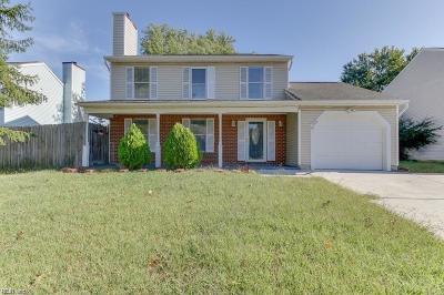 Virginia Beach VA Single Family Home New Listing: $265,900