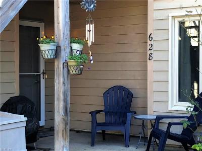 Virginia Beach VA Single Family Home New Listing: $175,000