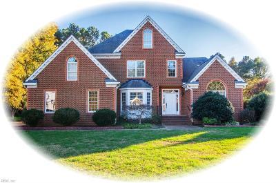 Poquoson Single Family Home New Listing: 210 Darden Dr
