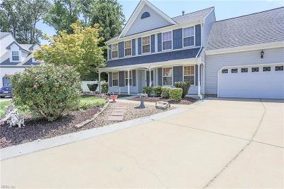 Hampton Single Family Home New Listing: 10 Shetland Ct