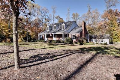 York County Single Family Home New Listing: 105 Horseshoe Dr