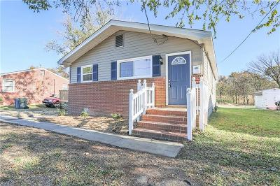 Hampton Single Family Home New Listing: 1632 Old Buckroe Rd