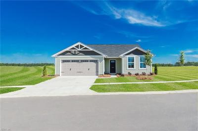 Suffolk Single Family Home New Listing: Mm Plan 1296 At Moore's Pointe