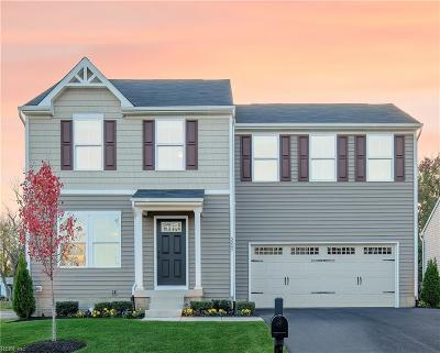 Suffolk Single Family Home New Listing: Mm Plan 1440 At Moore's Pointe