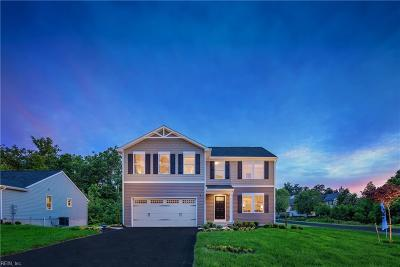 Suffolk Single Family Home New Listing: Mm Plan 2203 At Moore's Pointe
