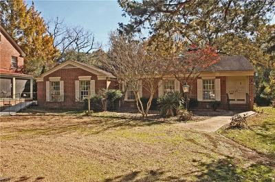 Williamsburg Single Family Home New Listing: 610 Jamestown Rd