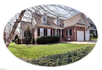 James City County Single Family Home New Listing: 309 Leven Links