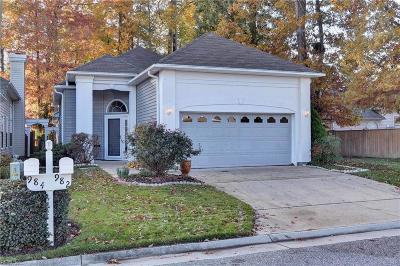 Newport News Single Family Home New Listing: 982 Drivers Ln
