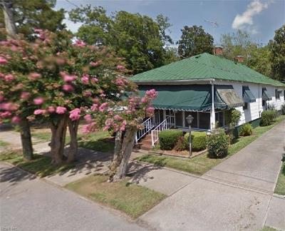 Suffolk Single Family Home New Listing: 642 3rd Ave