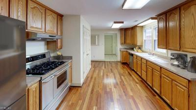 Newport News Single Family Home New Listing: 4 S Stuart Rd