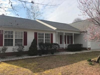 Hayes Single Family Home New Listing: 1964 West Ln
