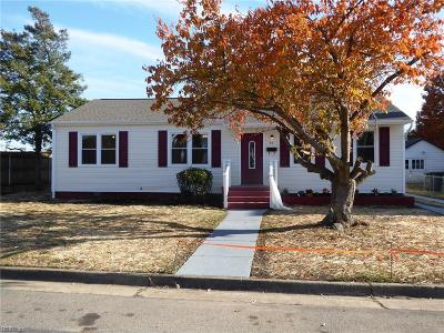Newport News Single Family Home New Listing: 70 Randolph Rd
