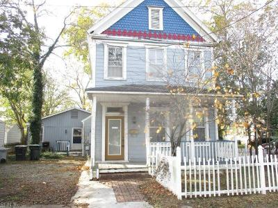 Hampton Single Family Home New Listing: 200 Cooper St
