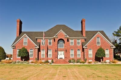 Virginia Beach Single Family Home For Sale: 1516 Pleasant Ridge Rd