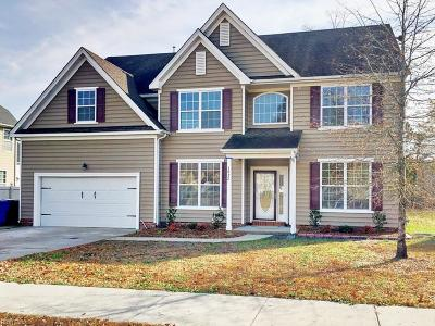 Suffolk Single Family Home New Listing: 3022 Elmore Cir