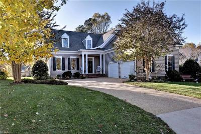 James City County Single Family Home New Listing: 3069 Ridge Dr