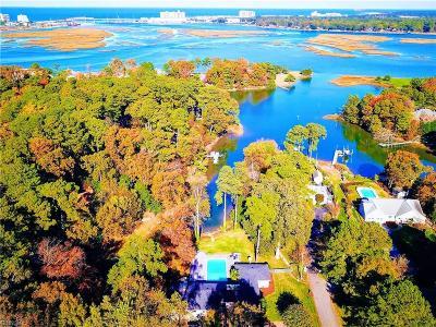 Virginia Beach Single Family Home For Sale: 3756 Little Neck Pt